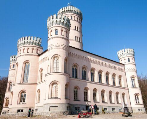 Jagdschloss Granitz, Ostseebad Binz